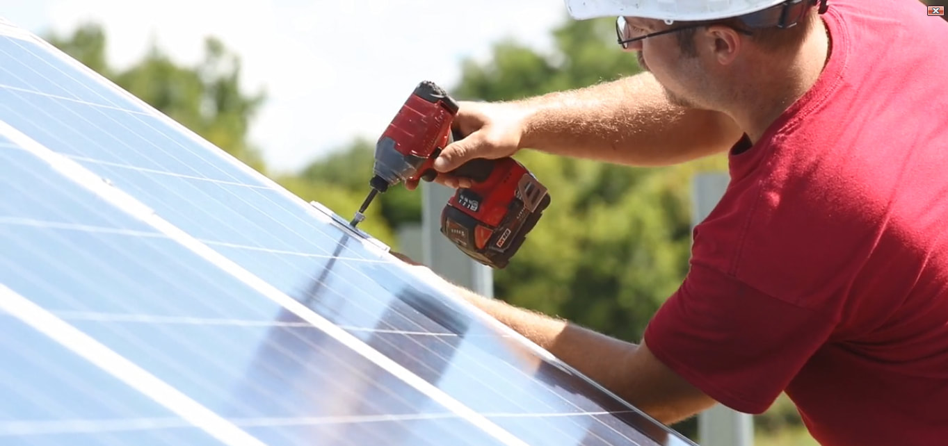 Expertise in Solar Installation